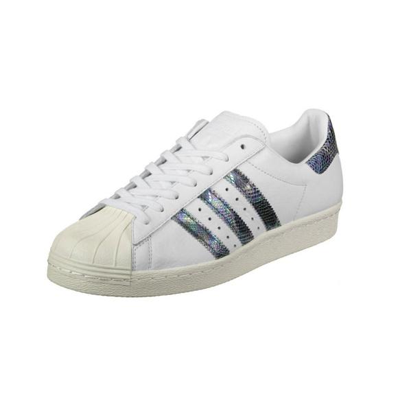 057dc39d9dc Mens adidas Superstar 80s Athletic Shoes Size 10.5
